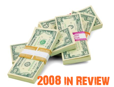 Money - 2008 in Review